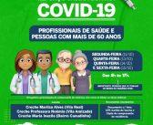 Reforço contra a Covid-19